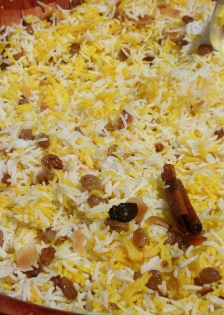 Végétarien, mais gourmand quand même ! dans Cuisine Riz-Poulao
