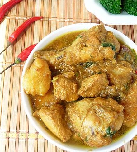 recette originale de poulet