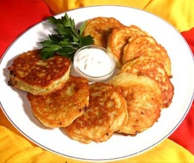Une recette ukrainienne en l honneur de l organisateur at for Cuisine ukrainienne