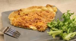 Recette simple et rapide, rien de mieux pour débuter la semaine dans Cuisine Tarte-au-thon-et-%C3%A0-la-tomate-300x162